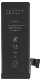 Originální Baterie iPhone 5 – 1.440mAh
