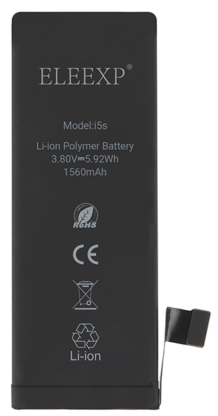 Originální Baterie iPhone 5S – 1.560mAh