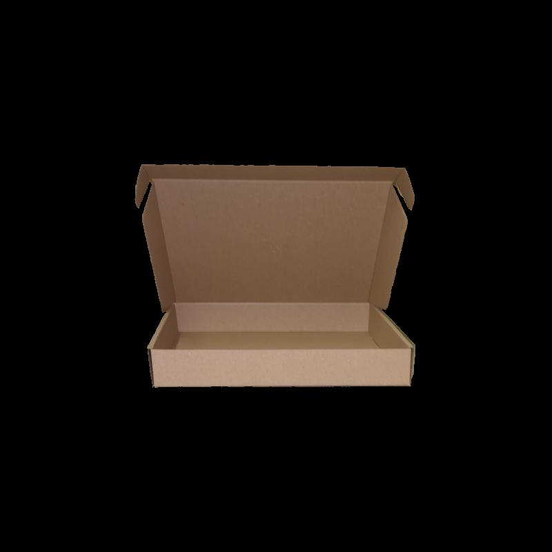 3VVL zásilková krabice hnědá 317 x 222 x 50 mm