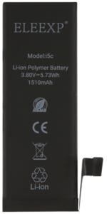 Originální Baterie iPhone 5C – 1.510mAh