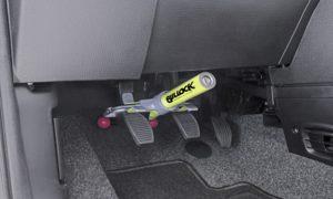 Bullock Excellence  – zámek pedálů pro vozy s manuální převodovkou