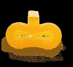 EkcoClip – Vonná závěska na toalety Orange-Tropical fruit s vůní tropického ovoce