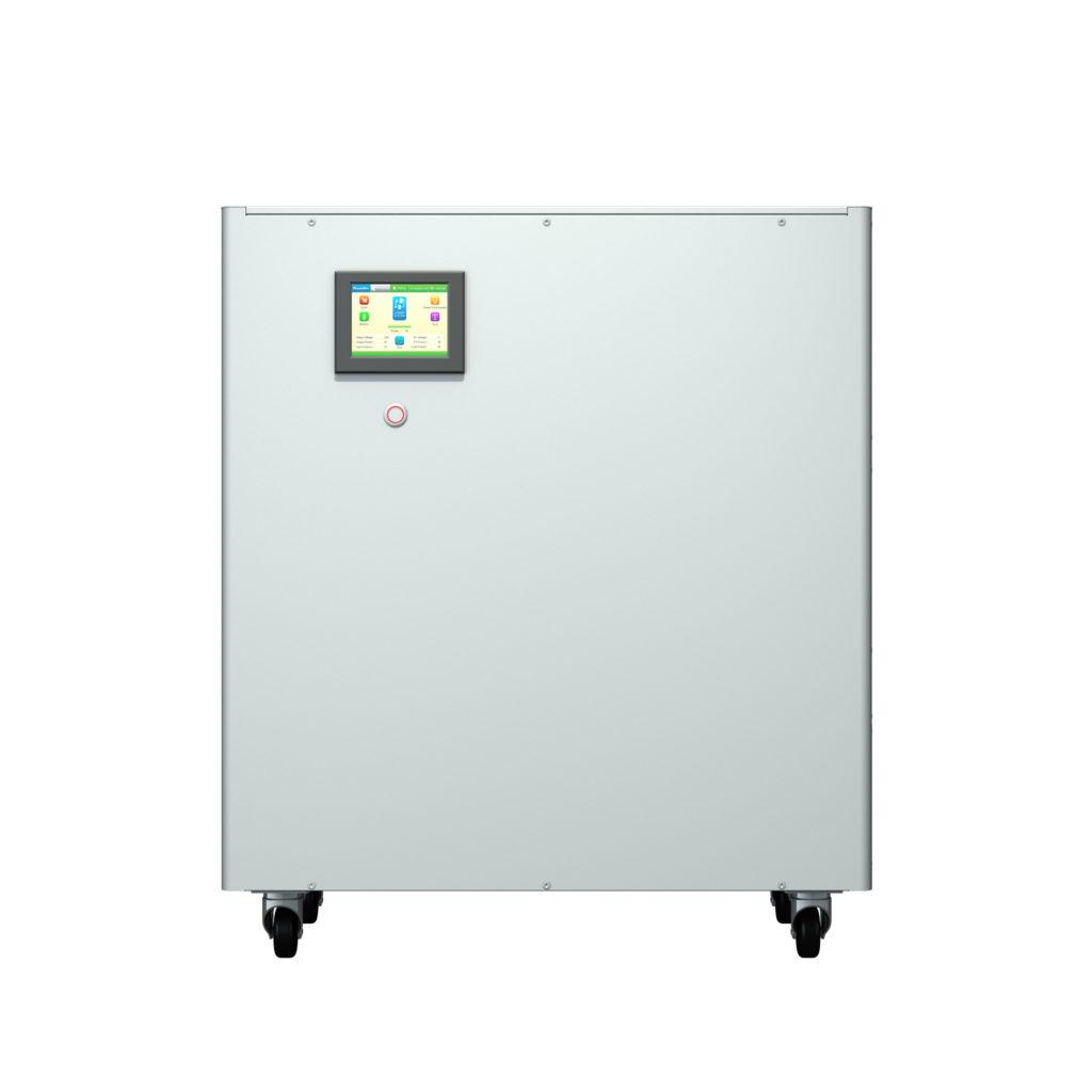Hybridní / ostrovní elektrárna, záložní zdroj, úložiště NS Mayor 8.0 kWh, 3 kW