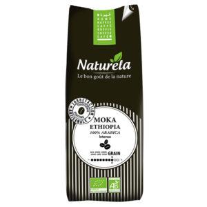 Cafe Naturela Bio – Ethiopia 250g zrnková
