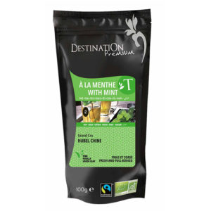 Tea Destination Bio – Mint tea 100g