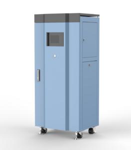 Hybridní / ostrovní elektrárna, záložní zdroj, úložiště NS Grandior 12.5–20 kWh, 5 kW