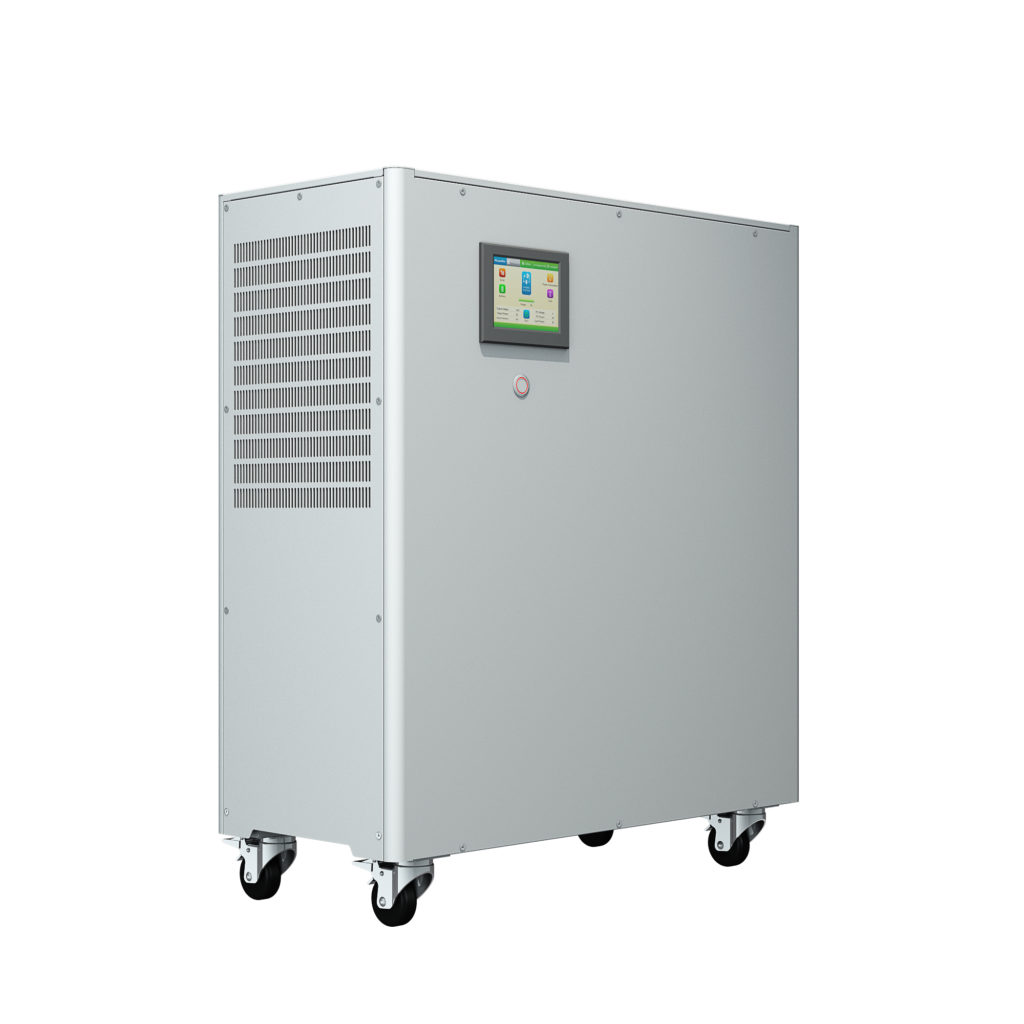 Hybridní / ostrovní elektrárna, záložní zdroj, úložiště NS Mayor 6.5 kWh, 3 kW