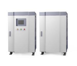 Hybridní / ostrovní 3f elektrárna, záložní zdroj, úložiště NS Trifasor 30.8 kWh, 10 kVA