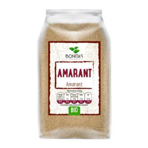 BONITAS Bio Amarant 500g