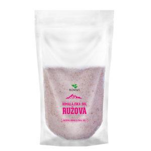 BONITAS Himalajská sul jemná/granul. – ružová 1000g