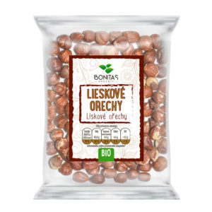 BONITAS Bio Lískové ořechy 100g