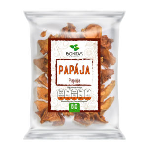 BONTIAS Bio Papaya chunks 50g