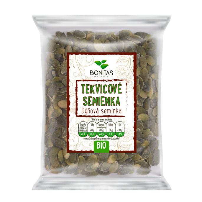 BONITAS Bio Dyňová semínka 100g