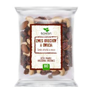 BONITAS Bio Ořechovo ovocná směs 100g