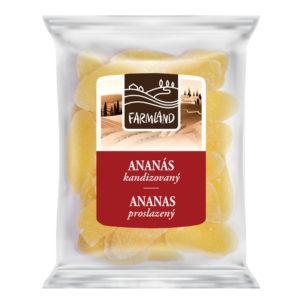 Farmland Ananás – plátky 100g
