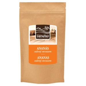 Farmland Ananás – sušené mrazem 20g