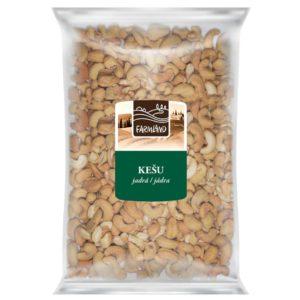 Farmland Kešu ořech nesolený W320 – 1kg
