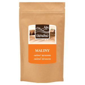 Farmland Maliny – sušené mrazem 20g