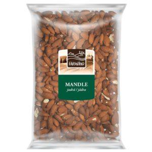 Farmland Mandle plátky – 1kg