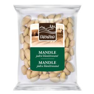 Farmland Mandle blanž. 100g