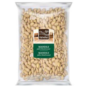 Farmland Mandle loupané 23/25  – 1kg