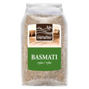 FarmLand Rýže Basmati bílá 500g