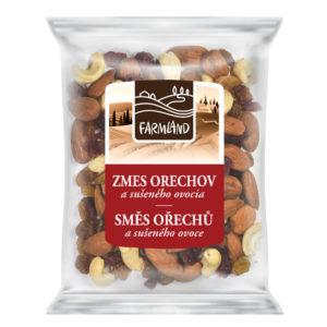 Farmland Směs ořechů s ovocim 100g