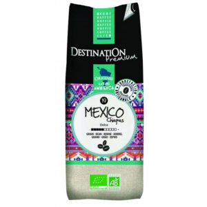 Cafe Destination Bio – Mexico Chiapas 250g zrnková
