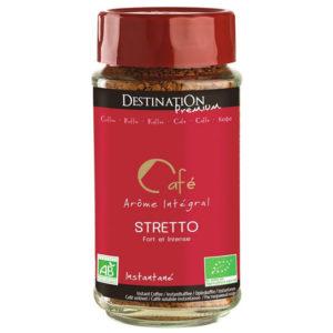 Cafe Destination Stretto – Instant 100g