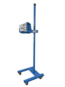 Krátkovlnný infrazářič pro sušení laků Procarosa PROFI-1000WS