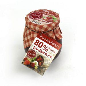 Marmeláda jahodová 80% slazená Sukrinem