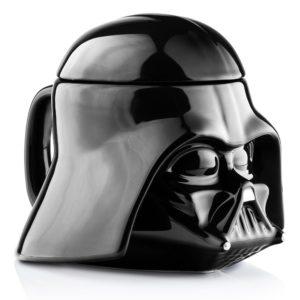 Hrnek Star Wars – Darth Vader 3D (s pokličkou)