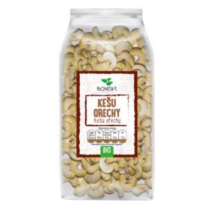 Bonitas Bio Kešu ořechy 500g
