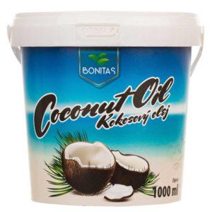 Bonitas Rafinovaný kokosový olej 1000ml