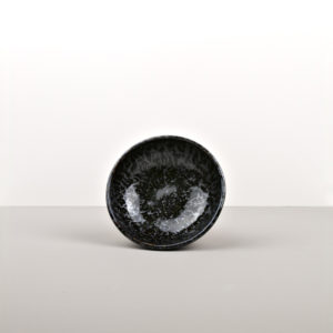 Small flat bowl, Black Pearl 13 cm