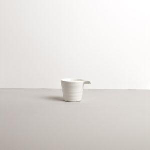 Pourer white Modern 8 cm