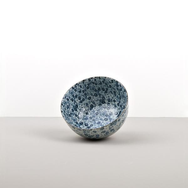 Medium Bowl Blue Daisy 13,5 – 7 cm