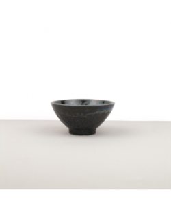Medium Bowl with Patchy Edge, MATT, 16cm