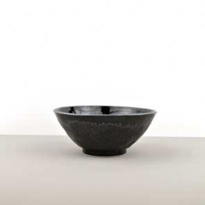 Udon Bowl with Patchy Edge, MATT, 20 cm
