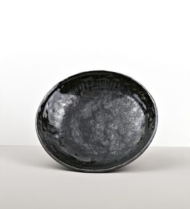 Large shallow bowl MATT 24 cm