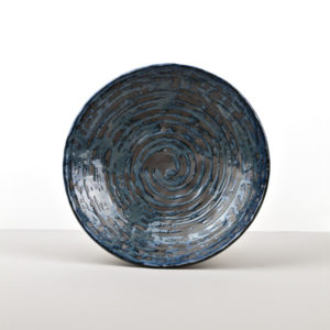 Large Bowl, COPPER SWIRL, 24 CM