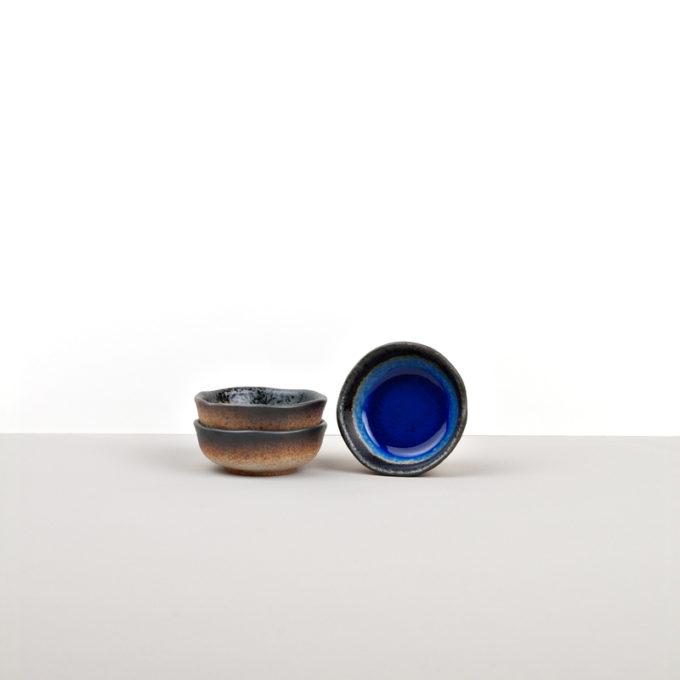 Small Round Bowl COBALT BLUE 8 cm