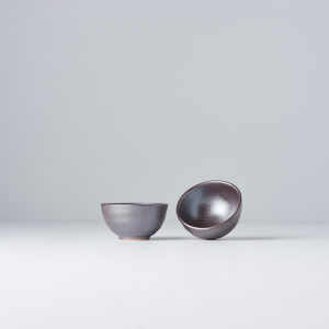 METEORITE sake cup open shape