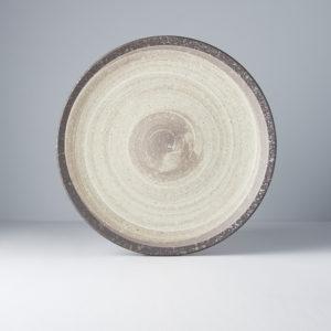NIN-RIN Earth dinner plate 29 cm
