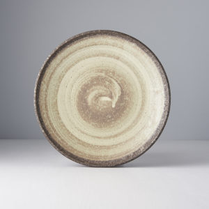 NIN-RIN Earth dinner plate 25 cm