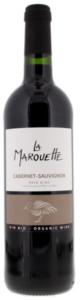 BIO Cabernet Sauvignon 2016, La Marouette, Pays d´Oc