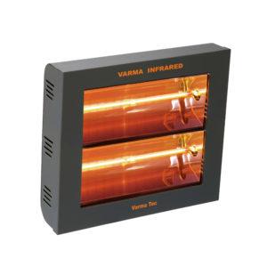 Infrazářič varma 400/2v (v400/2v-40×5) – 4000 w – ipx5