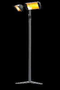 Infrazářič helios tower (vtow30fm) – 3000 w – ip20