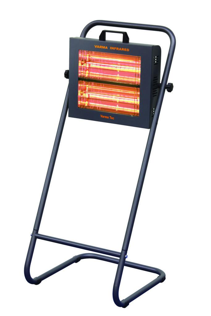 Infrazářič varma fire (v400f) – 3000 w – ip20