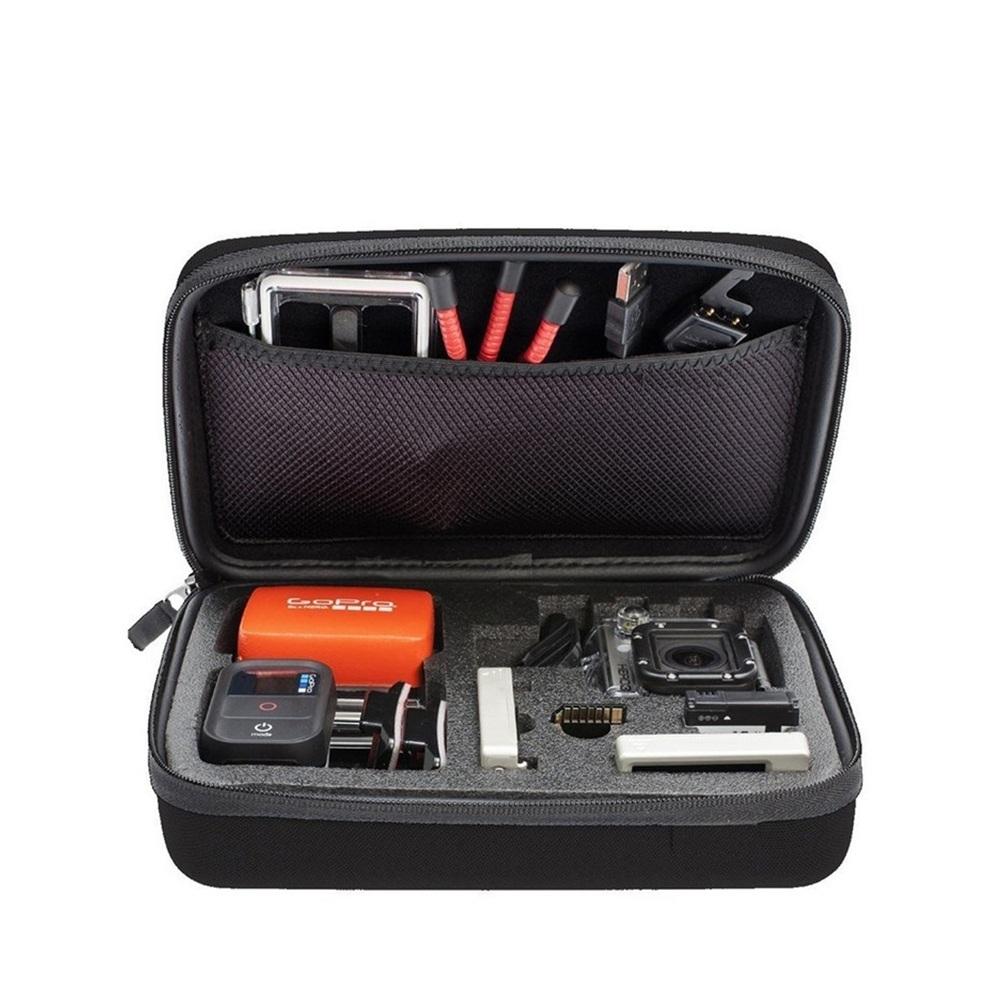 DDQ Střední ochranné pouzdro pro sportovní kamery, 20x15x6 cm